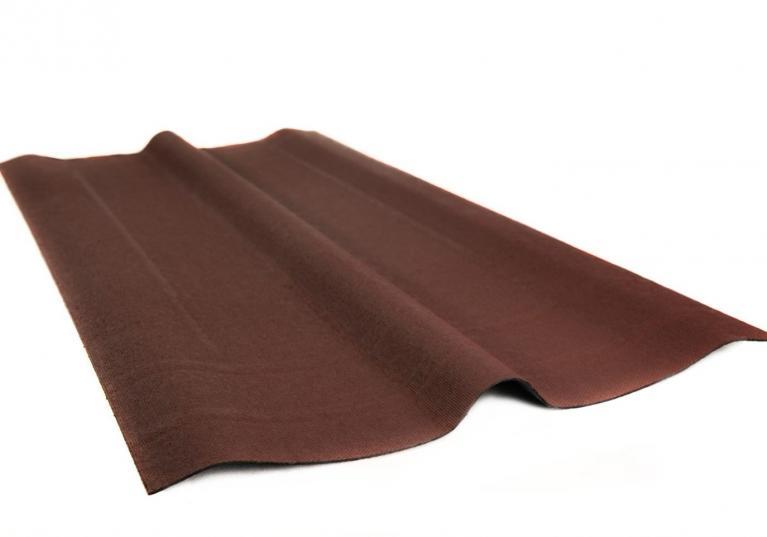 Cume standard vermelho para Onduline classic